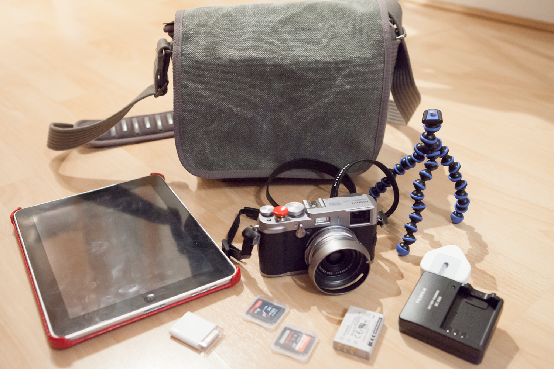 The Holy Grail? - Bag Review | FUJILOVE MAGAZINE