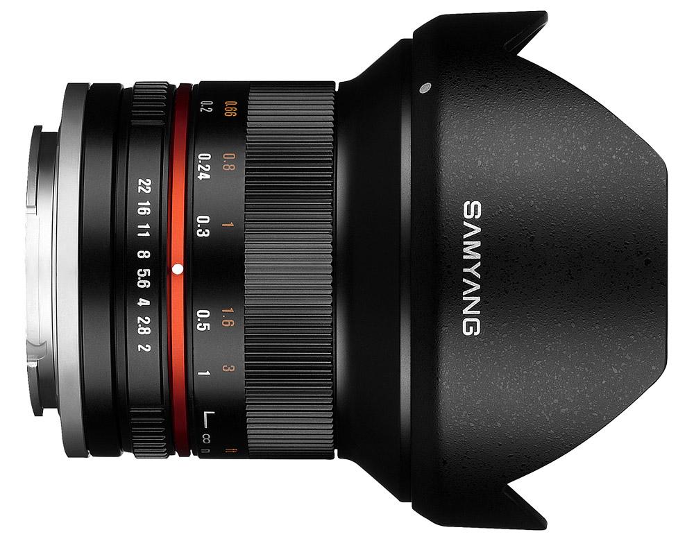 The Samyang 12mm f2 0 NCS CS Lens Review | | FUJILOVE MAGAZINE