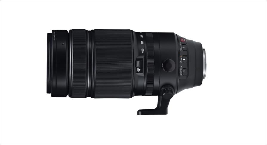 Fujinon XF100-400mm f/4.5-5.6 R LM OIS WR