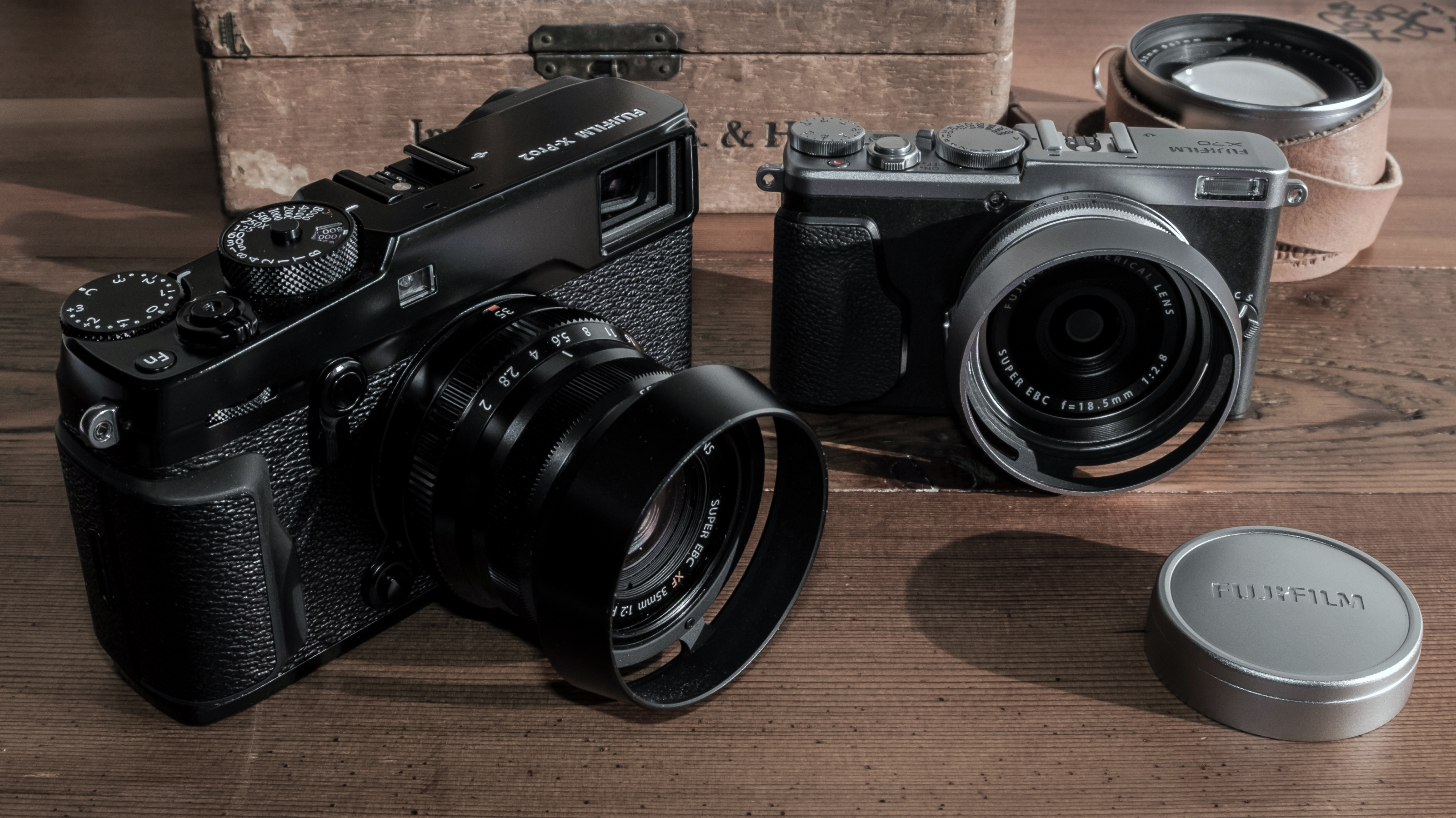 Pre Production Review FujiFilm X Pro 2