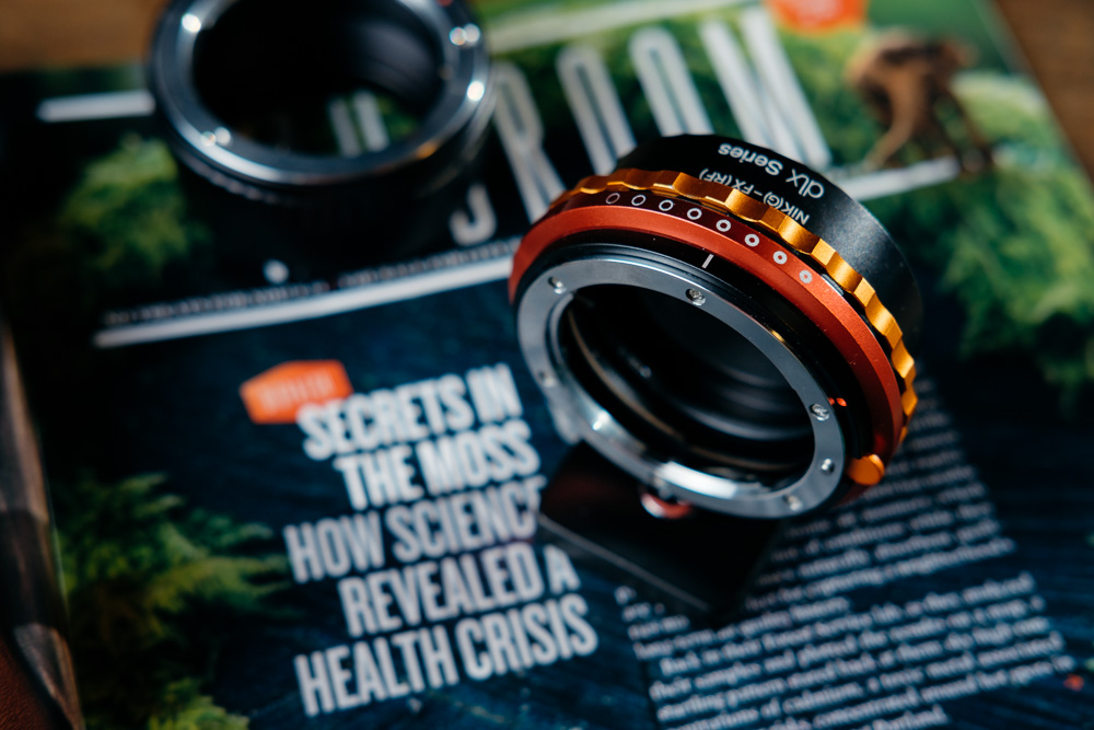 Lens Adapters: A Look at Your Options Coming From Canon or Nikon