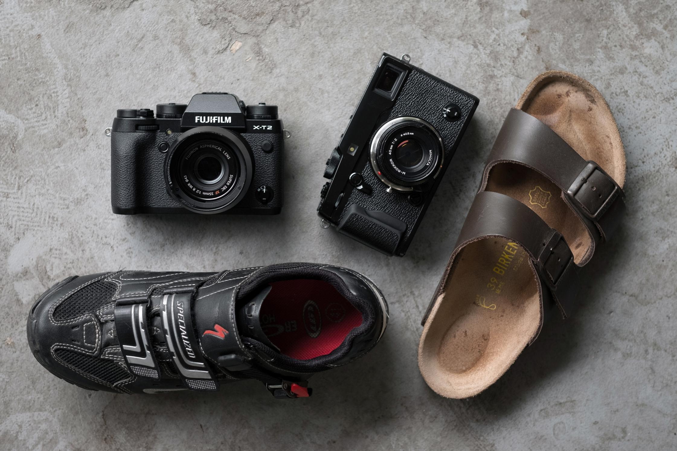 Fujifilm X-T2 vs X-Pro2: Sportster vs Hipster?   FUJILOVE