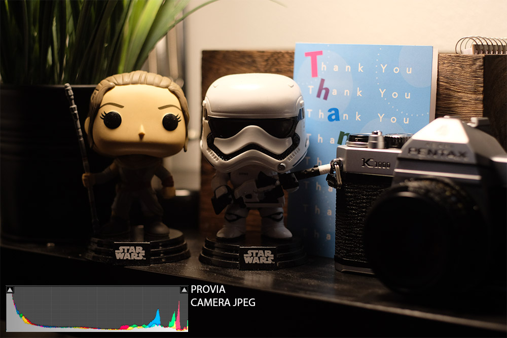 Provia-Camera