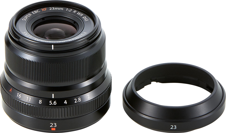 Fujifilm announces the xf23mm f 2 r wr lens and the x a3 compact camera fujilove
