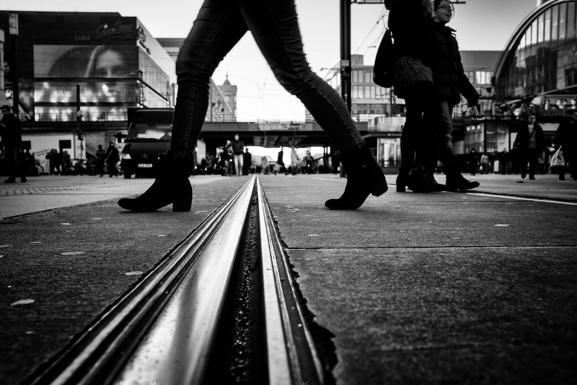 My Journey into Street Photography and Fujifilm