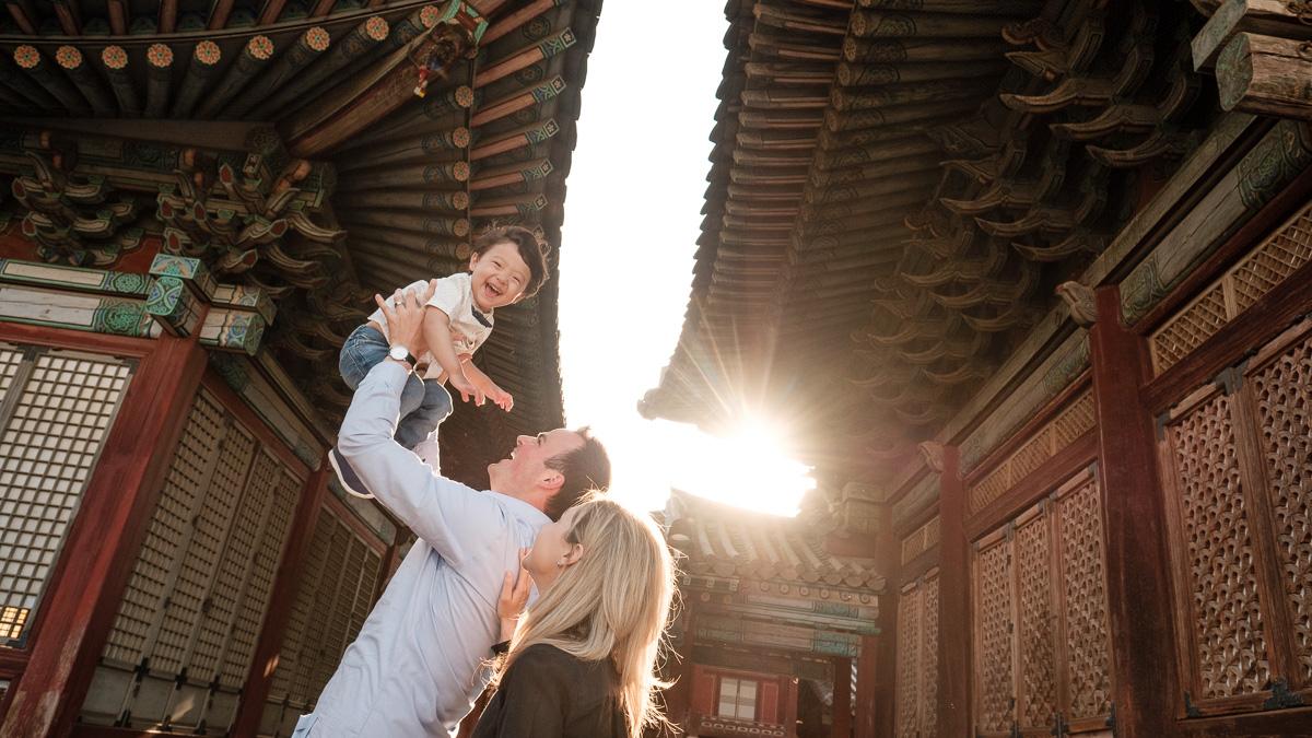 Fujifilm X Family Photography, Seoul
