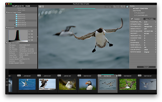 raw photo converter for mac