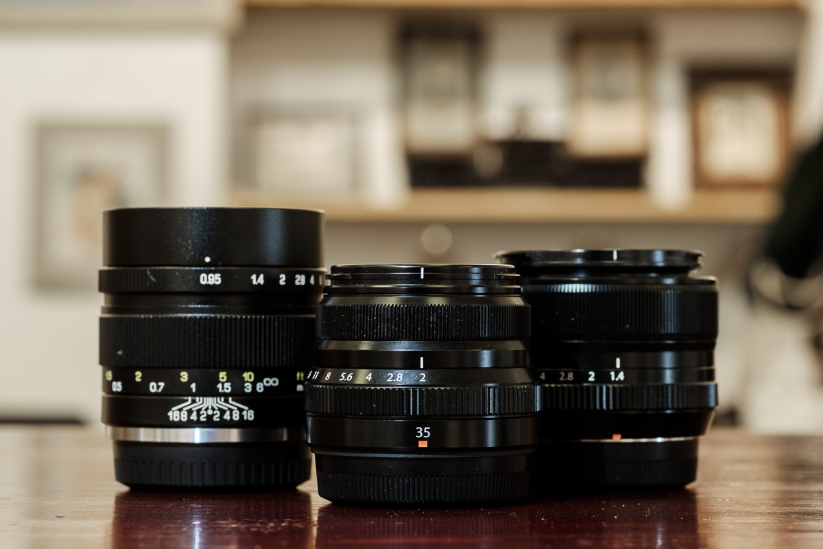 Which 35mm Lens Should You Buy for Your Fujifilm X Camera