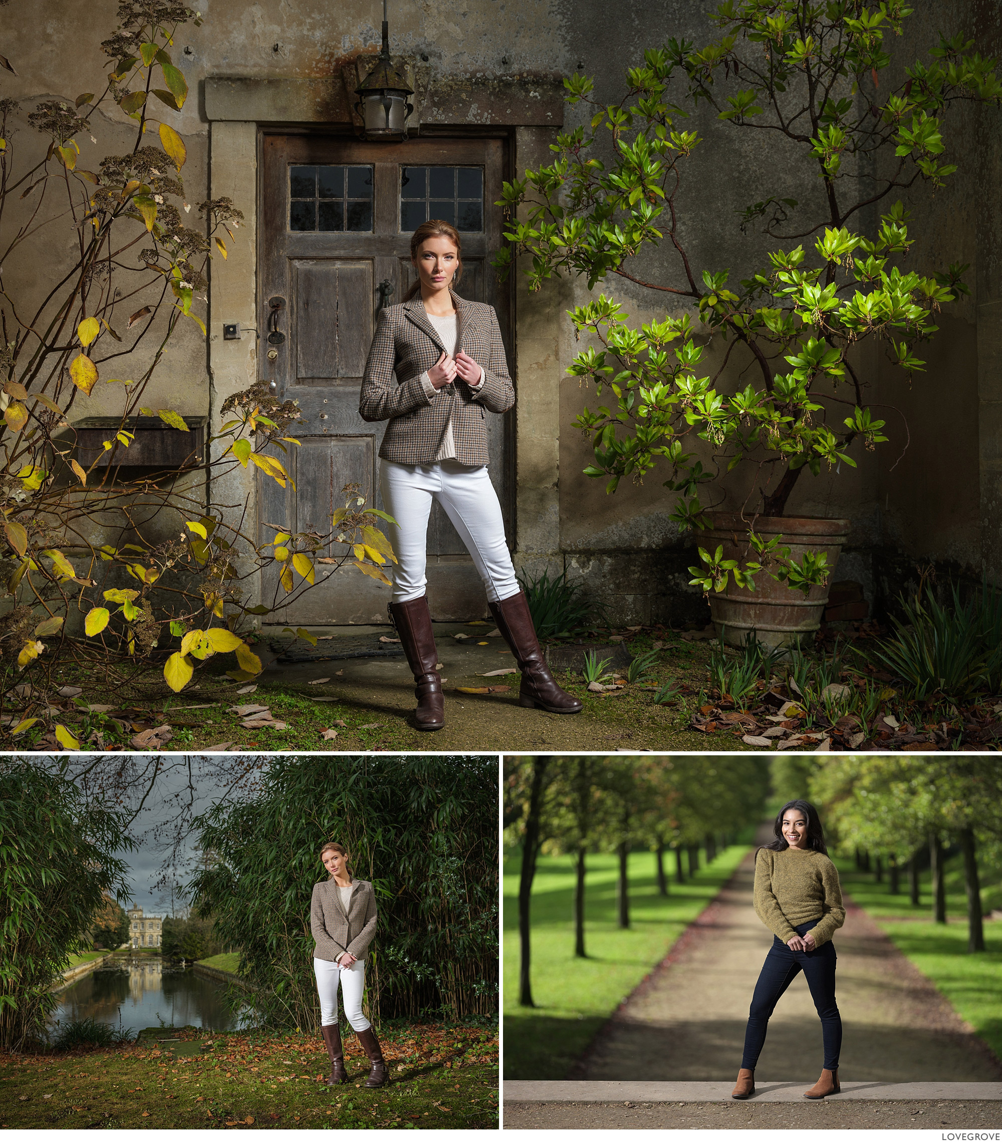 Flash off camera for editorial photography