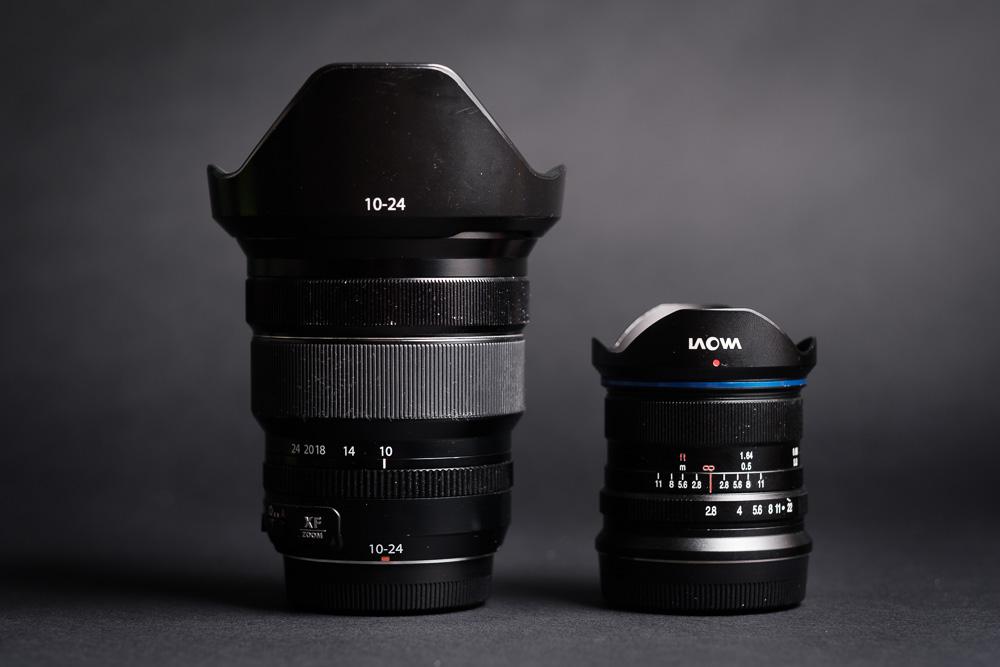 Laowa 9mm f/2.8 for Fujifilm