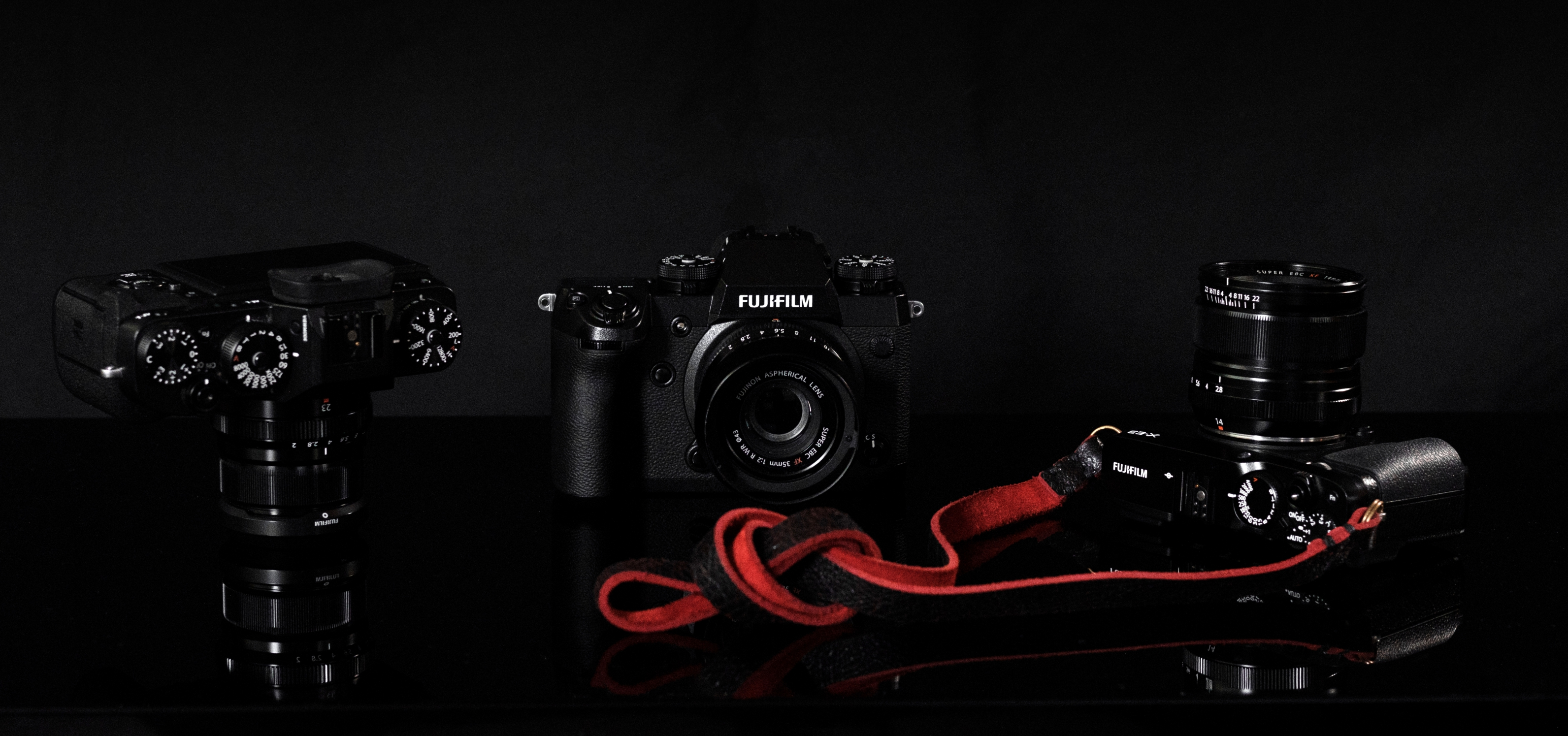 Non-Videographers: Why Buy The New Fujifilm X-H1