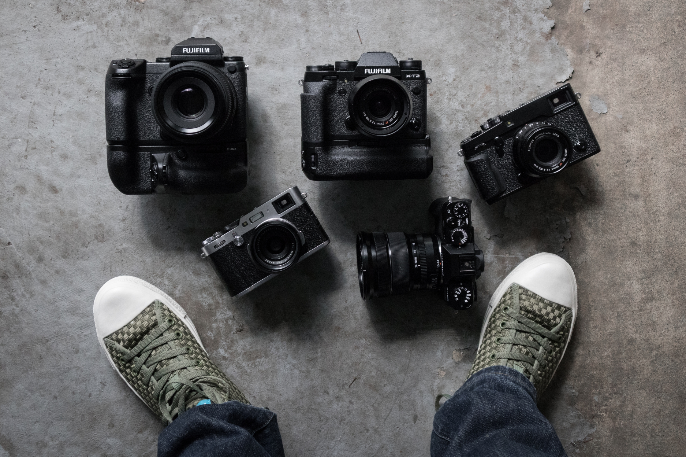 My Top 4 Favourite Fujifilm Camera Kits | | FUJILOVE MAGAZINE