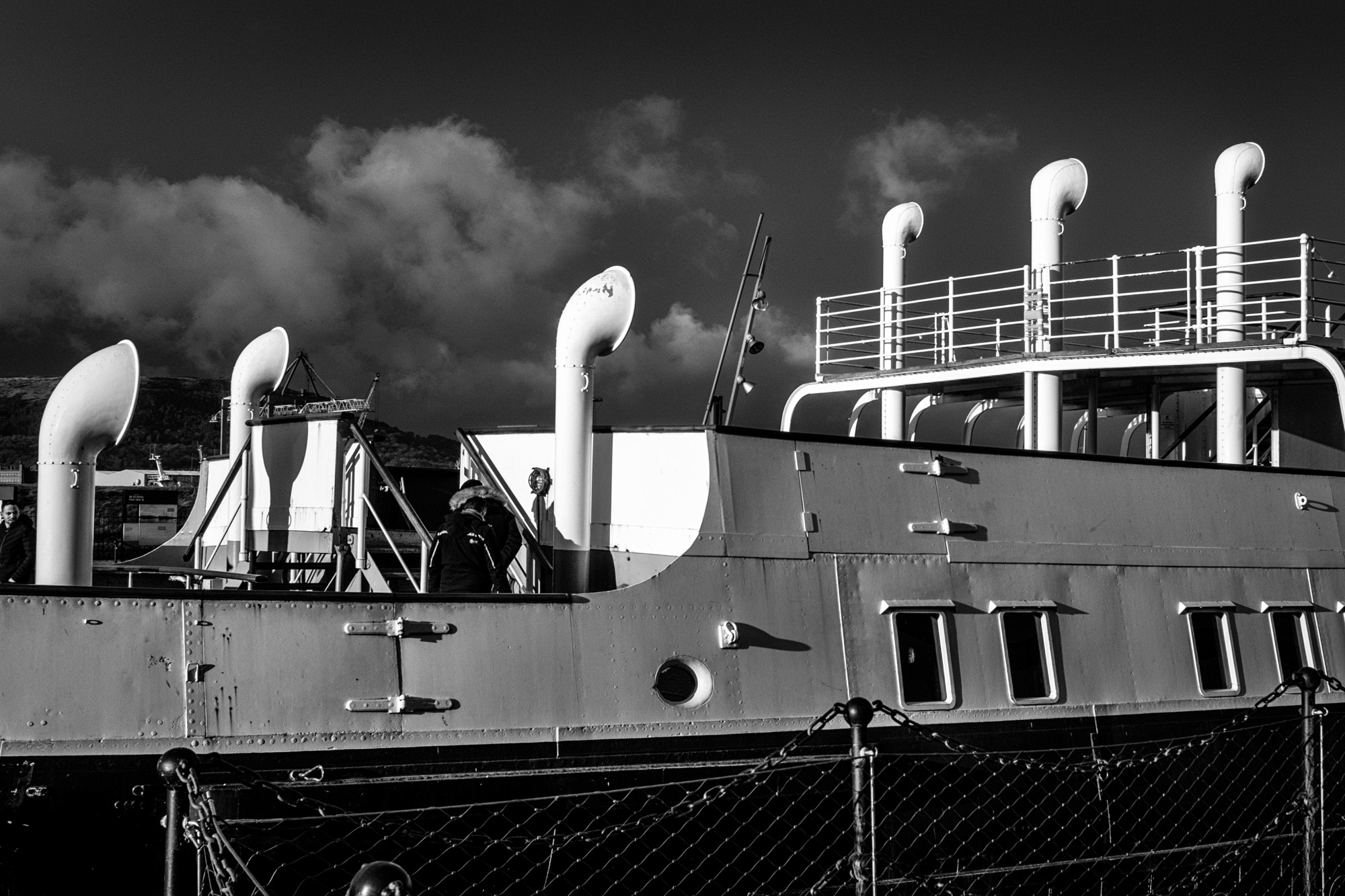 Inspried by Titanic, Challenged by Fujifilm X100F