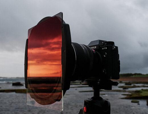 Fujifilm X-T3 with XF 8-16mm and Haida M15