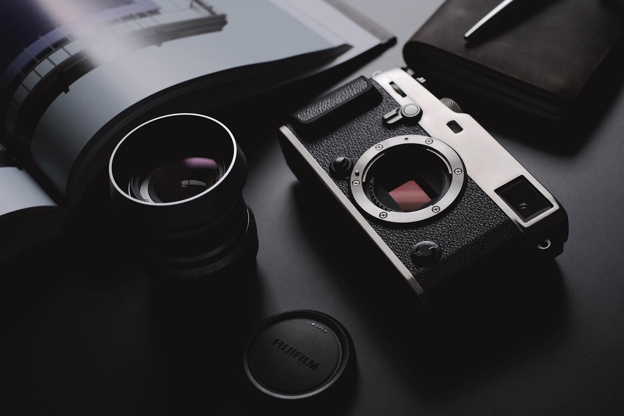 Fujifilm X-PRO 3 İlk İzlenimlerim