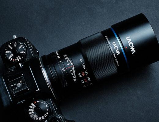 Laowa 65mm f/2.8 2X Macro for Fujifilm X Mount