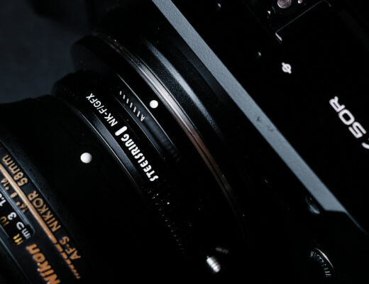 Steelsring Nikon F-GFX Autofocus Adapter