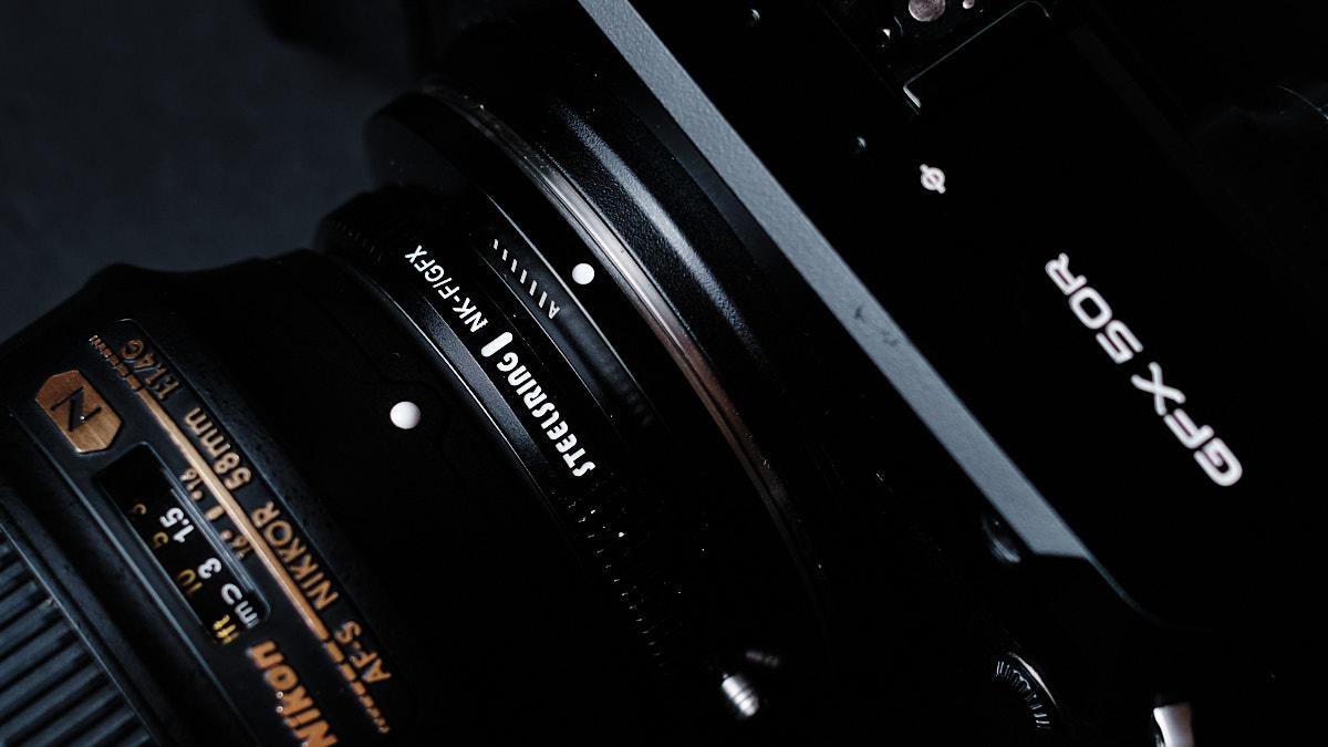 Adapting Nikon F Mount Lenses to Your Fujifilm GFX