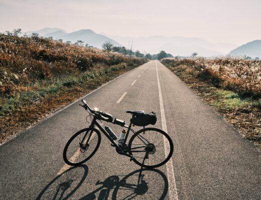 Cycling Korea with the Fujifilm X100V