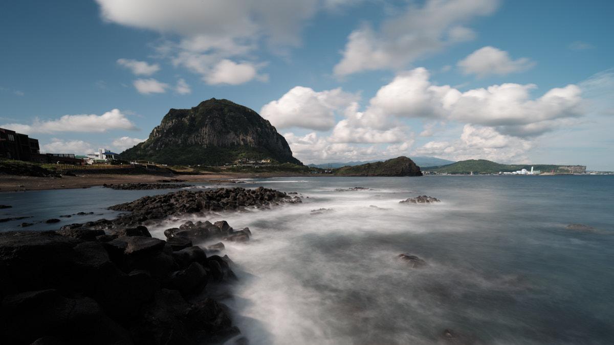 Long Exposure Jeju Island