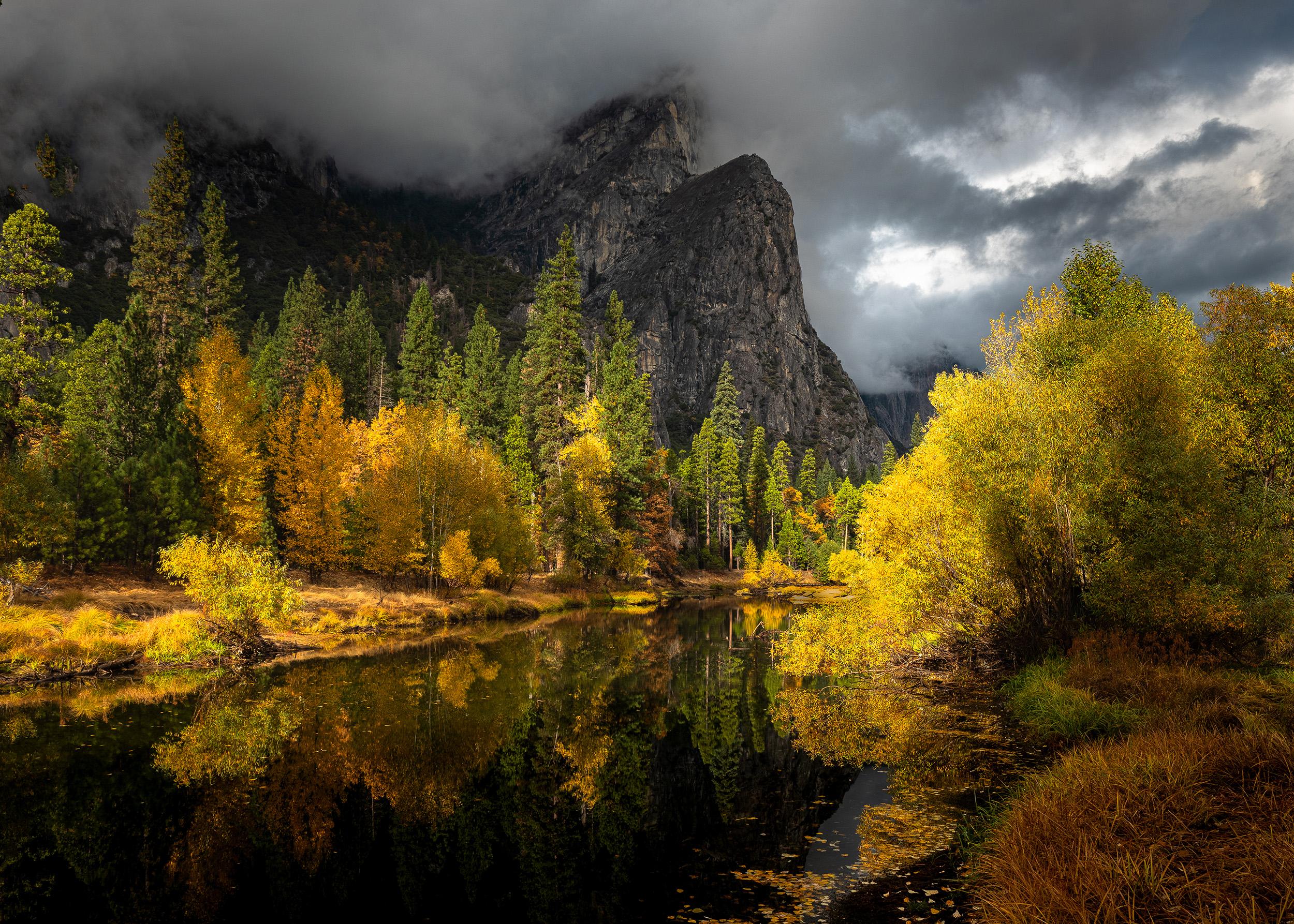Yosemite's Sudden Seasonal Shift