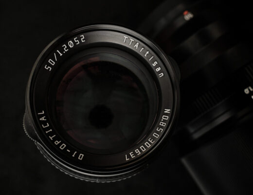 TTartisan 50mm f/1.2 Review