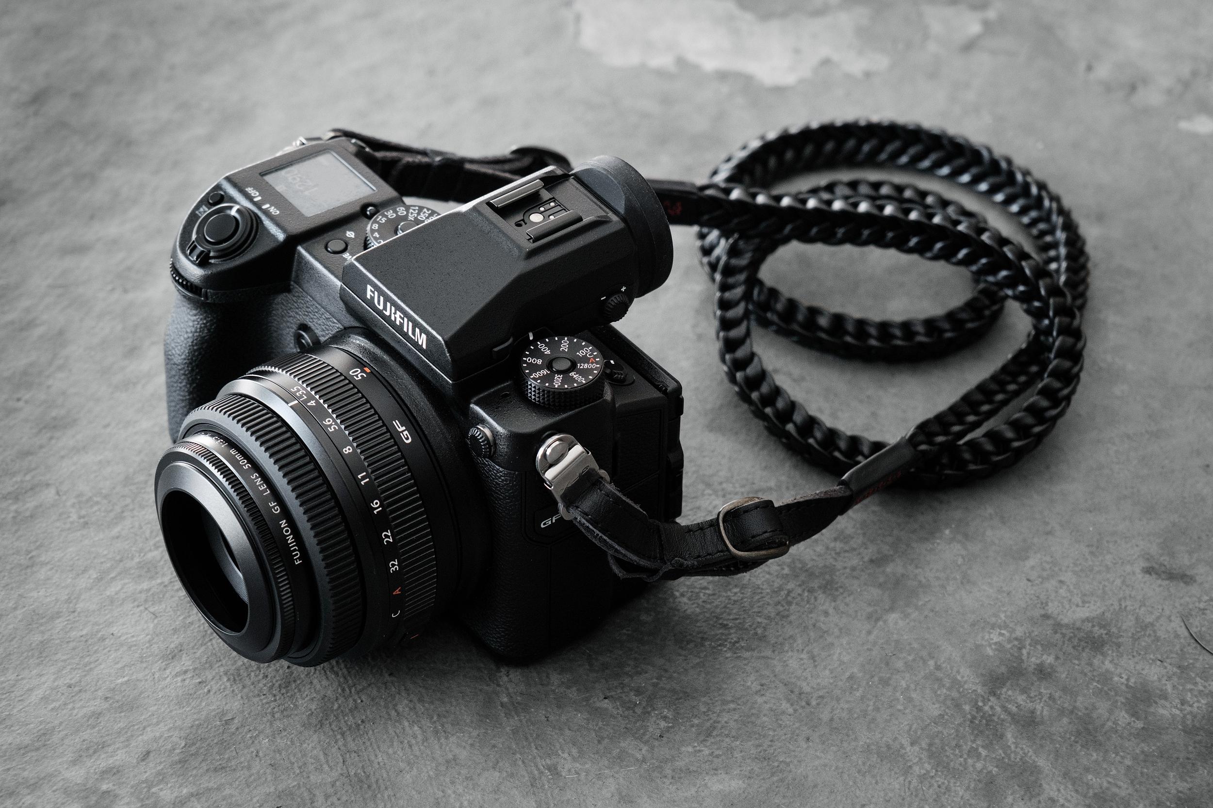The Gateway Lens to Digital Medium Format: Fujinon GF50mm 1:3.5 R LM WR