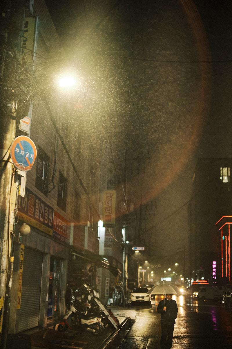 Eterna Film Simulation - Rainy Night
